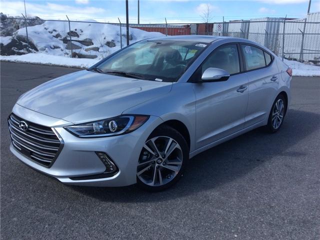 2018 Hyundai Elantra GLS (Stk: R85571) in Ottawa - Image 1 of 22