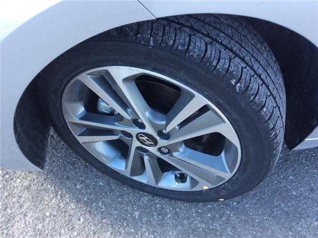 2018 Hyundai Elantra GLS (Stk: R85571) in Ottawa - Image 2 of 22