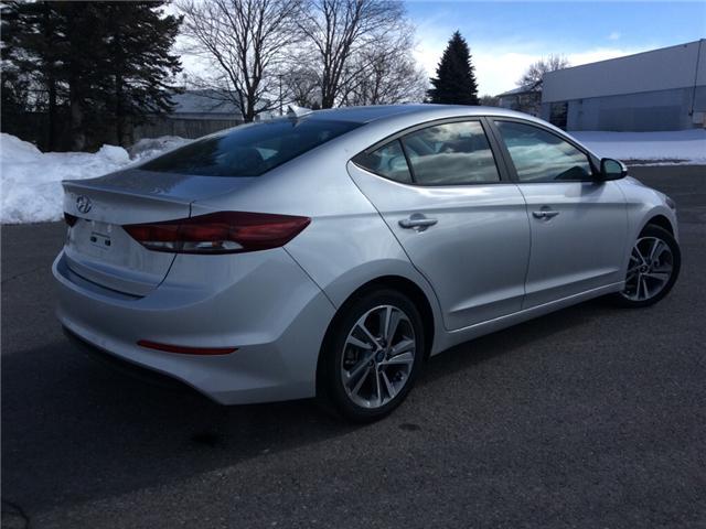 2018 Hyundai Elantra GLS (Stk: R85571) in Ottawa - Image 17 of 22