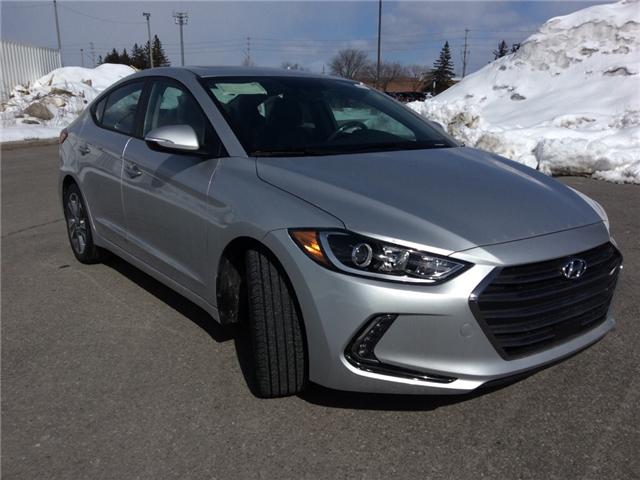 2018 Hyundai Elantra GLS (Stk: R85571) in Ottawa - Image 21 of 22