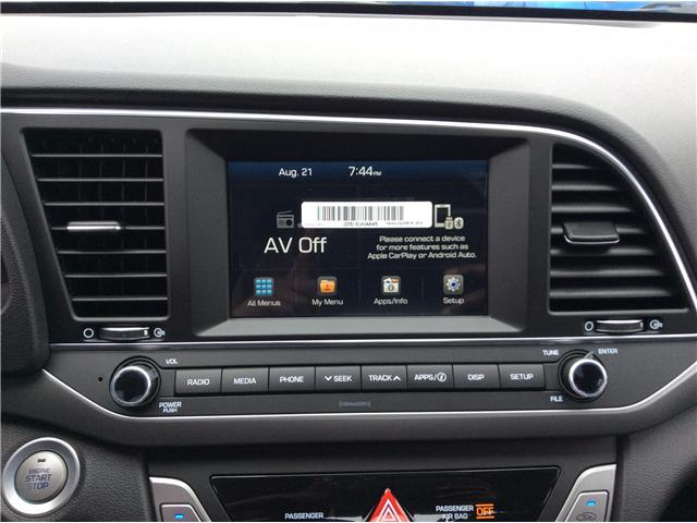2018 Hyundai Elantra GLS (Stk: R85571) in Ottawa - Image 8 of 22