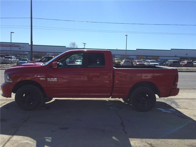 2016 RAM 1500 Sport (Stk: 1720) in Garson - Image 6 of 13