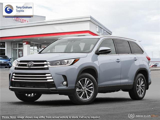 2018 Toyota Highlander XLE (Stk: 56180) in Ottawa - Image 1 of 24