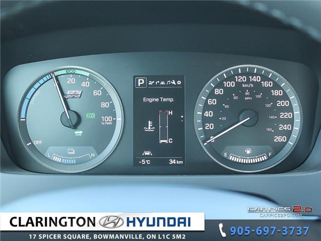 2017 Hyundai Sonata Plug-In Hybrid Ultimate (Stk: 18118) in Clarington - Image 8 of 27