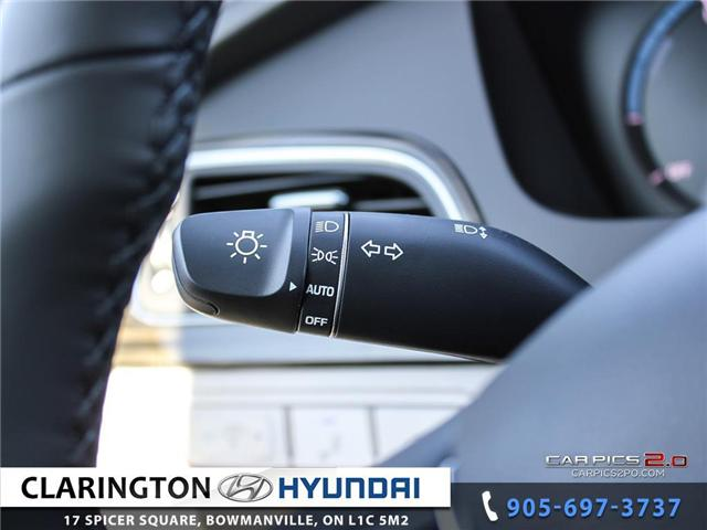 2017 Hyundai Sonata Plug-In Hybrid Ultimate (Stk: 18118) in Clarington - Image 9 of 27