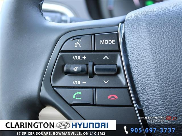 2017 Hyundai Sonata Plug-In Hybrid Ultimate (Stk: 18118) in Clarington - Image 11 of 27