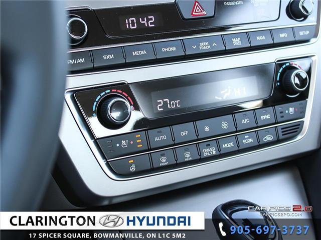 2017 Hyundai Sonata Plug-In Hybrid Ultimate (Stk: 18118) in Clarington - Image 13 of 27