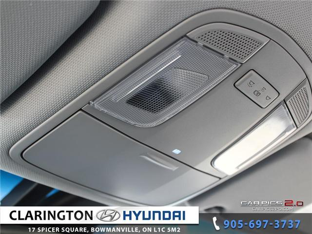 2017 Hyundai Sonata Plug-In Hybrid Ultimate (Stk: 18118) in Clarington - Image 16 of 27
