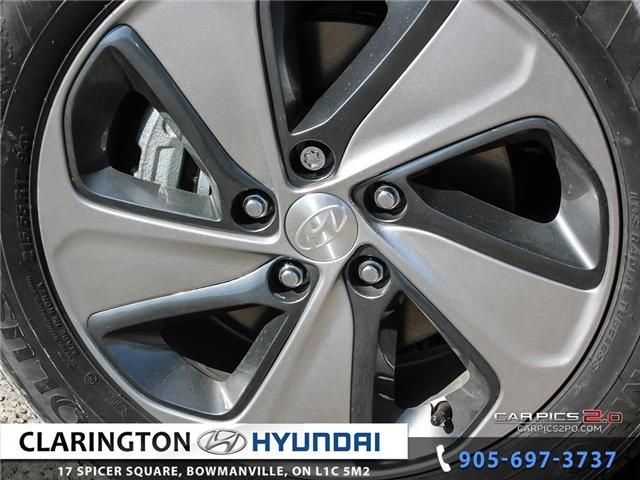 2017 Hyundai Sonata Plug-In Hybrid Ultimate (Stk: 18118) in Clarington - Image 21 of 27