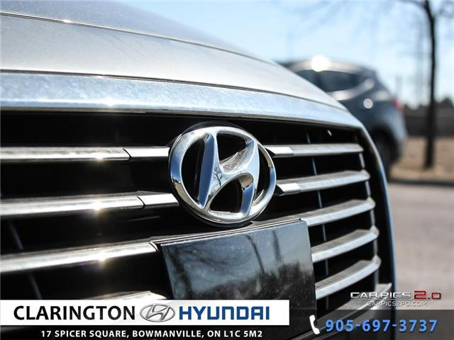 2017 Hyundai Sonata Plug-In Hybrid Ultimate (Stk: 18118) in Clarington - Image 24 of 27