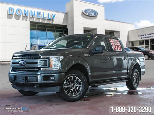 2018 Ford F-150 XLT (Stk: DR608) in Ottawa - Image 1 of 27