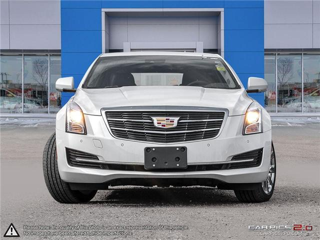 2018 Cadillac ATS 2.0L Turbo Luxury (Stk: K8A013) in Mississauga - Image 2 of 27