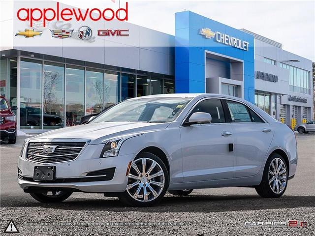 2018 Cadillac ATS 2.0L Turbo Luxury (Stk: K8A020) in Mississauga - Image 1 of 26