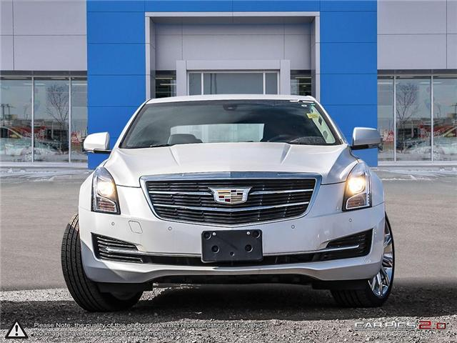 2018 Cadillac ATS 2.0L Turbo Luxury (Stk: K8A020) in Mississauga - Image 2 of 26