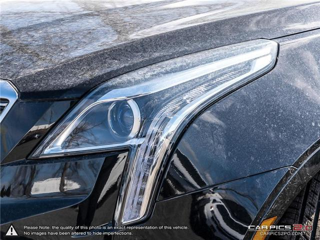 2018 Cadillac XT5 Base (Stk: K8B053) in Mississauga - Image 10 of 27