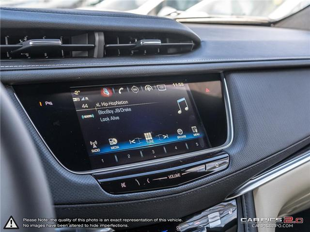 2018 Cadillac XT5 Base (Stk: K8B053) in Mississauga - Image 20 of 27