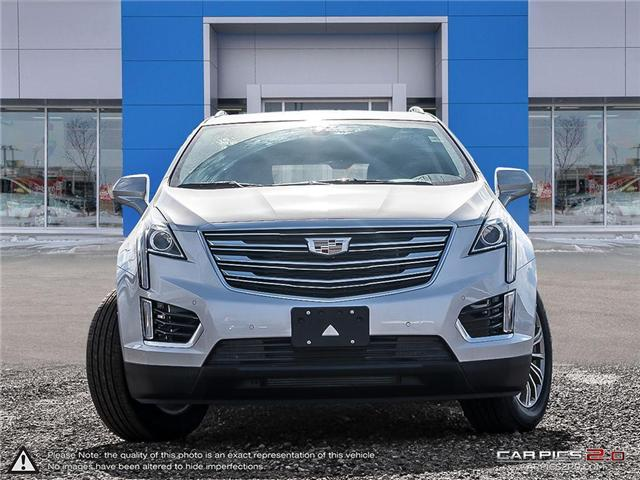2018 Cadillac XT5 Luxury (Stk: K8B078) in Mississauga - Image 2 of 27