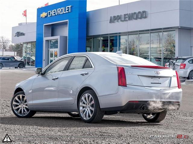 2018 Cadillac ATS 2.0L Turbo Luxury (Stk: K8A021) in Mississauga - Image 4 of 27