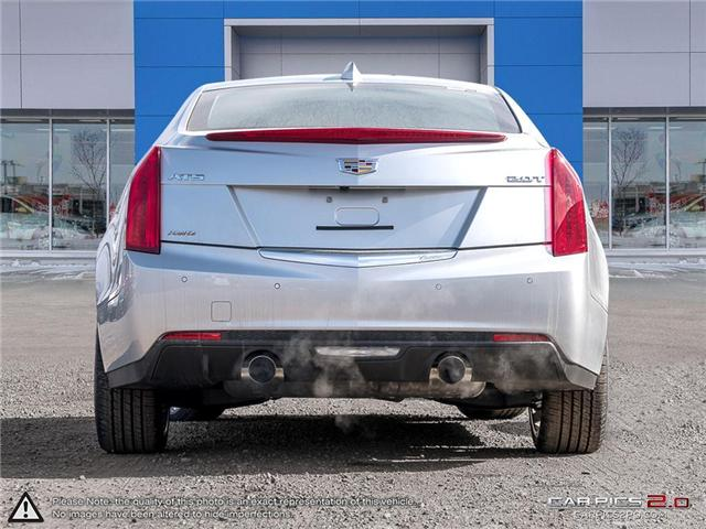 2018 Cadillac ATS 2.0L Turbo Luxury (Stk: K8A021) in Mississauga - Image 5 of 27