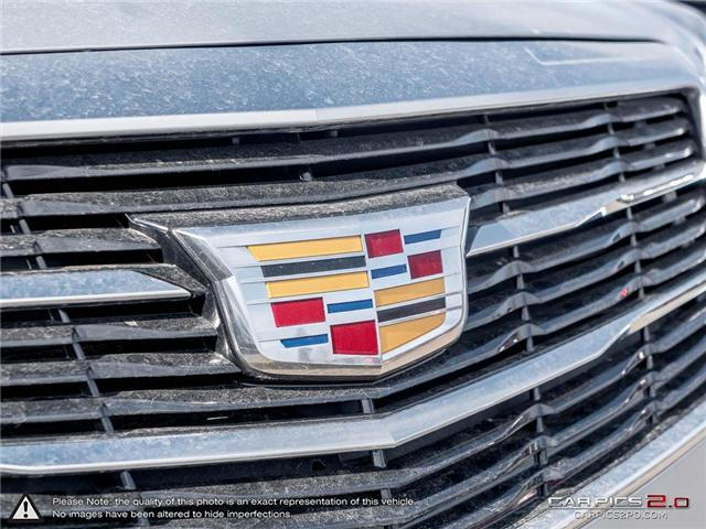 2018 Cadillac ATS 2.0L Turbo Luxury (Stk: K8A021) in Mississauga - Image 9 of 27