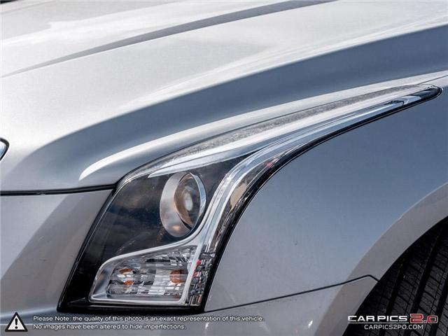 2018 Cadillac ATS 2.0L Turbo Luxury (Stk: K8A021) in Mississauga - Image 10 of 27