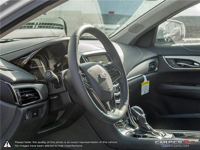 2018 Cadillac ATS 2.0L Turbo Luxury (Stk: K8A021) in Mississauga - Image 13 of 27