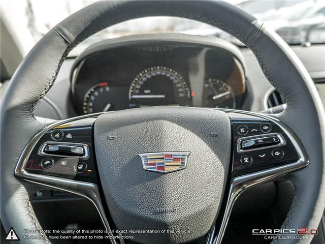 2018 Cadillac ATS 2.0L Turbo Luxury (Stk: K8A021) in Mississauga - Image 14 of 27