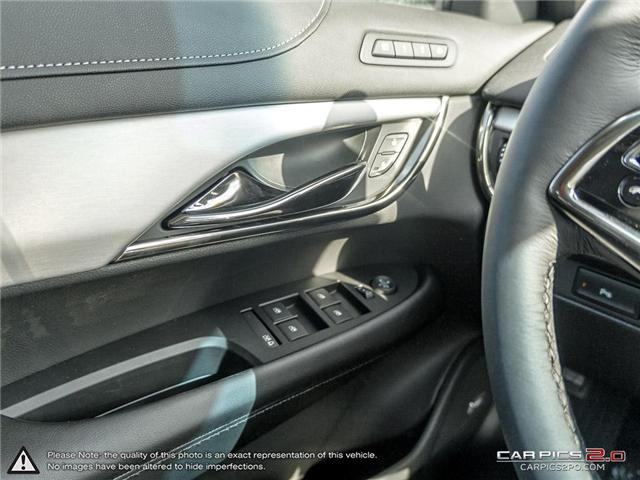 2018 Cadillac ATS 2.0L Turbo Luxury (Stk: K8A021) in Mississauga - Image 16 of 27