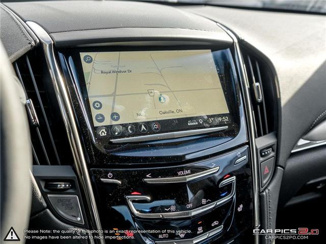 2018 Cadillac ATS 2.0L Turbo Luxury (Stk: K8A021) in Mississauga - Image 20 of 27