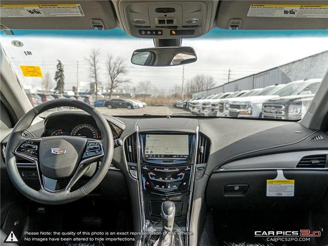 2018 Cadillac ATS 2.0L Turbo Luxury (Stk: K8A021) in Mississauga - Image 26 of 27