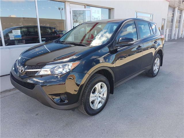 2015 Toyota RAV4 LE (Stk: U00737) in Guelph - Image 1 of 27