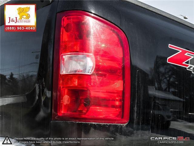 2010 Chevrolet Silverado 1500 LT (Stk: J17122) in Brandon - Image 12 of 27