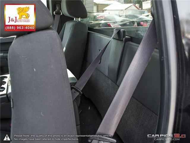 2010 Chevrolet Silverado 1500 LT (Stk: J17122) in Brandon - Image 24 of 27
