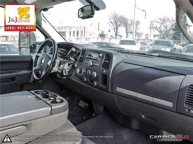 2010 Chevrolet Silverado 1500 LT (Stk: J17122) in Brandon - Image 25 of 27