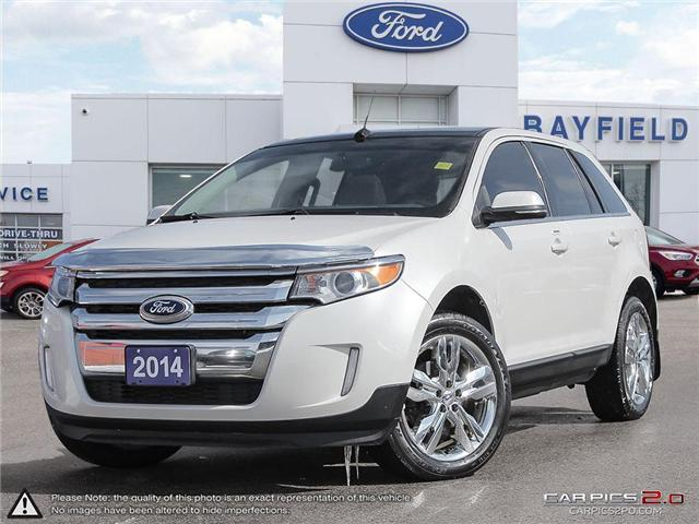 2014 Ford Edge Limited (Stk: ED18397A) in Barrie - Image 1 of 27