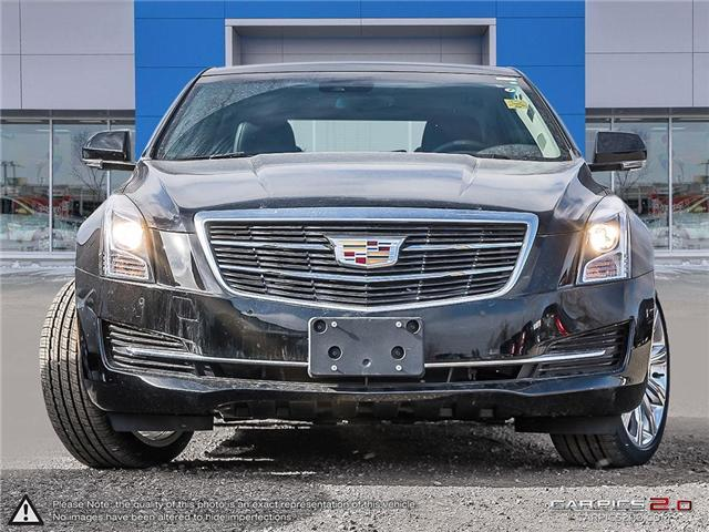 2018 Cadillac ATS 2.0L Turbo Luxury (Stk: K8A023) in Mississauga - Image 2 of 27