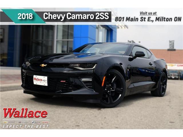 2018 Chevrolet Camaro 2SS (Stk: J0138987) in Milton - Image 1 of 17