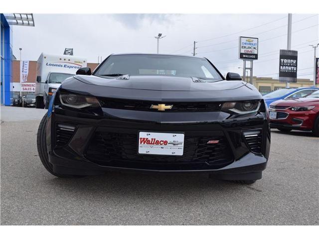 2018 Chevrolet Camaro 2SS (Stk: J0138987) in Milton - Image 2 of 17