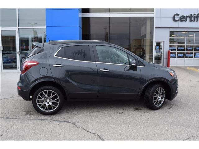 2018 Buick Encore Sport Touring (Stk: 521070) in Milton - Image 2 of 8