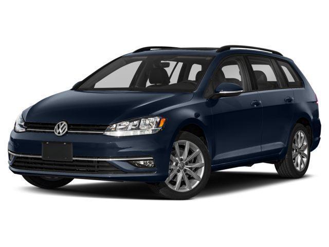 2018 Volkswagen Golf SportWagen 1.8 TSI Comfortline (Stk: JG762829) in Surrey - Image 1 of 9