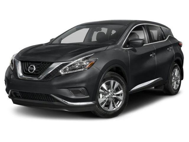 2018 Nissan Murano Midnight Edition (Stk: 18-066) in Smiths Falls - Image 1 of 9