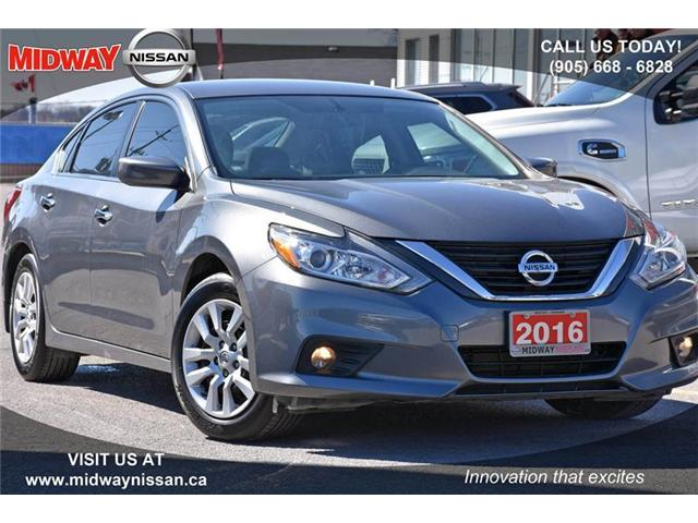 2016 Nissan Altima 2.5 (Stk: U1260) in Whitby - Image 1 of 20
