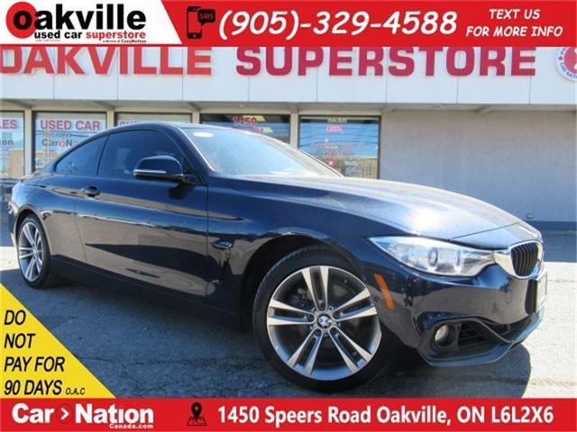2014 BMW 428i xDrive | LEATHER | SUNROOF | NAV | B/U CAM (Stk: P10783) in Oakville - Image 1 of 30