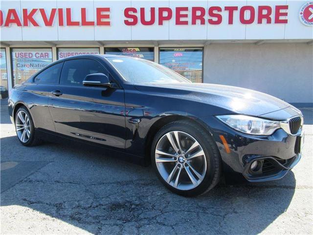 2014 BMW 428i xDrive | LEATHER | SUNROOF | NAV | B/U CAM (Stk: P10783) in Oakville - Image 2 of 30