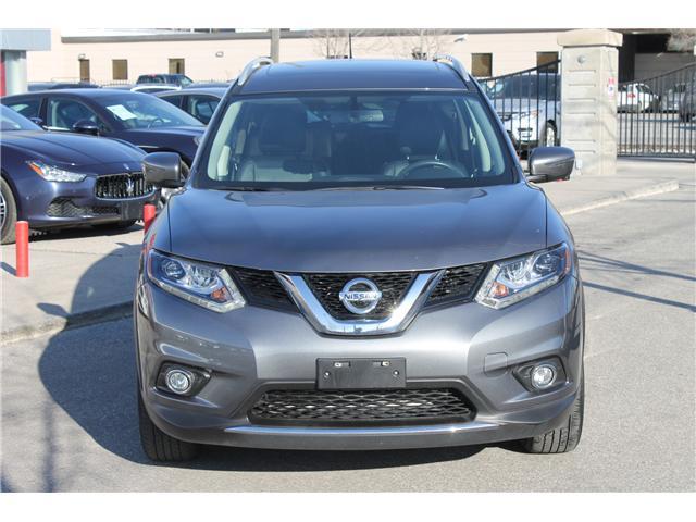 2016 Nissan Rogue SL Premium (Stk: 16201) in Toronto - Image 2 of 25