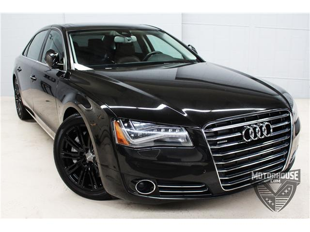 Used Audi For Sale In Carleton Place Motor House - Used audi a8l