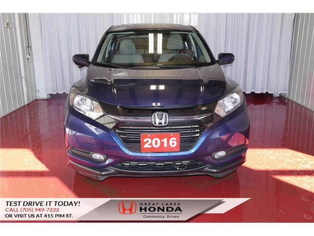 2016 Honda HR-V EX (Stk: H5802A) in Sault Ste. Marie - Image 2 of 24