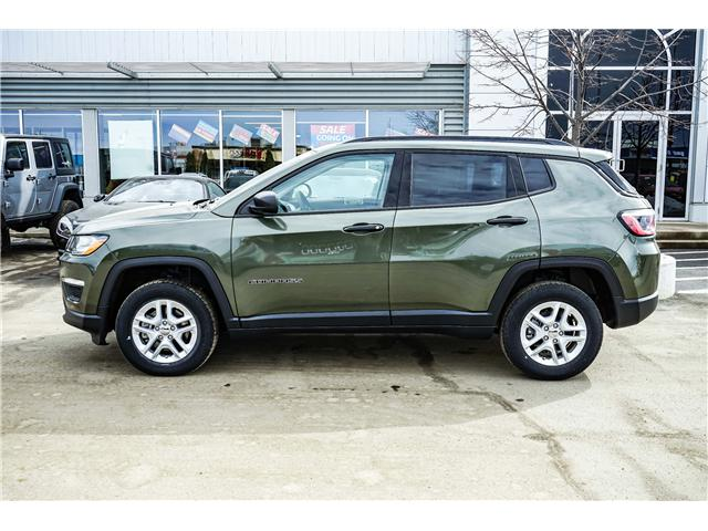 2018 Jeep Compass Sport (Stk: 181009) in Thunder Bay - Image 2 of 9