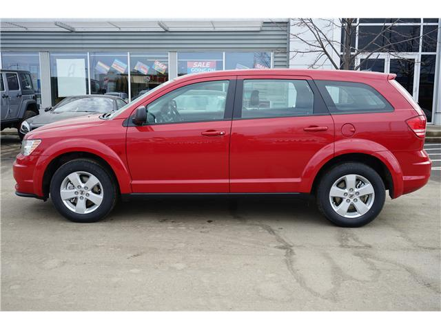 2018 Dodge Journey SXT (Stk: 181349) in Thunder Bay - Image 2 of 10