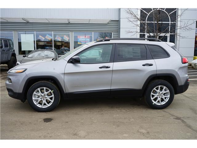 2018 Jeep Cherokee North (Stk: 181033) in Thunder Bay - Image 2 of 8
